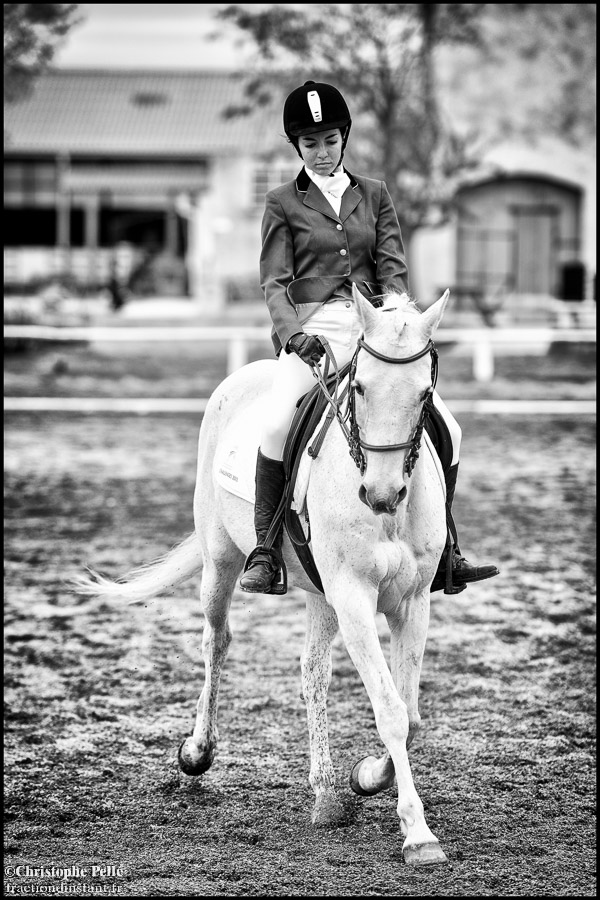 Equitation, dressage, Christophe Pellé, fractiondinstant.fr, Estagel